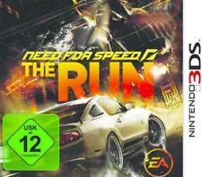 Nintendo 3DS Need for Speed The Run Deutsch Neuwertig