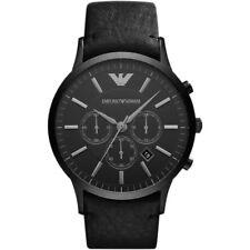 EMPORIO ARMANI Sportivo Chronograph Black Dial Men's Watch AR2461