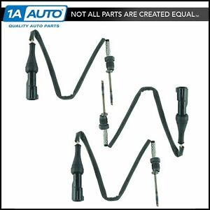 Walker Exhaust Gas Temperature Sensor Set of 3 for Ford 6.4L Turbo Diesel Truck