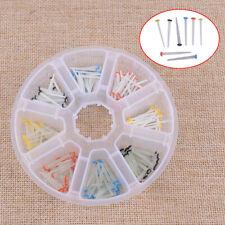 200 Pieces Dental Fiber Post Glass Quartz Teeth Restorative 1.0 1.2 1.4 1.6mm