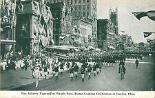 The Military Pageant, Wright Brothers' Celebration, Dayton, Ohio 1909