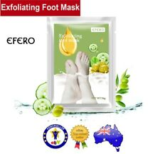 Milky Soft Feet SOCKS  Intense Exfoliating Foot Peel Mask For SUPER Soft EFERO