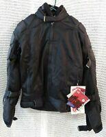 NEW Hein Gericke Urban Jacket / Motorcycle / Armored / Medium / Black