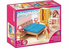 Playmobil 5331 Parents Bedroom Set New in Box Retired Rare