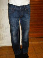Pantalon Jeans taille basse stretch G-STAR LYNN MID skinny W30 L34 38/40 19oj19
