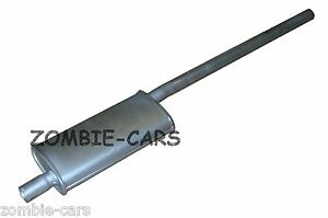 FORD CORTINA MK5 Ghia 1.6,2.0 EXHAUST CENTRE SILENCER SECTION SALOON **