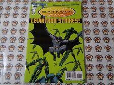 Batman Incorporated Leviathan Strikes (2011) DC - #1, Morrison/Burham, NM/-