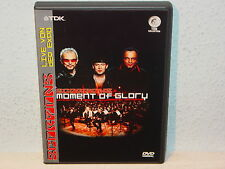 """*****DVD-SCORPIONS""""MOMENT OF GLORY""""2000 Eagle Vision*****"""