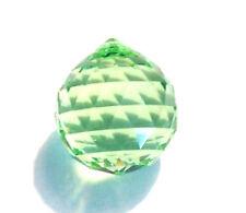 30mm Swarovski Strass Peridot Crystal Ball Prisms Wholesale Cci
