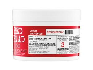 TIGI Bed Head Urban Antidotes Resurrection Treatment Mask 7.05 oz -NEW
