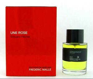 Frederic Malle Une Rose 100 ml 3.4 fl  Eau de Parfum Authentic New in Box Spray