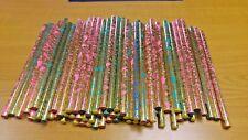 Metallic Wood Pencils (Barrel of 72 pieces) - ART & CRAFTS - Job Lot - Wholesale