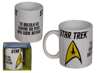 Coleccionable Star Trek Boldly Go Taza