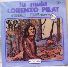 Lorenzo Pilat - La Mula LP VG+ RB 175 Vinyl 1978 Record