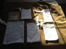 5 ration bags/ mountainman /muzzleloader/blackpowder/civil war
