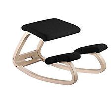 PROMO VARIER VARIABLE BALANS sedia ergonomica - legno naturale - colori vari