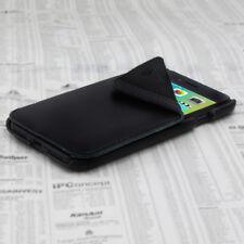 OPIS MOBILE 7/8 GARDE BOOK (Schwarz 1): iPhone 7&8 Lederhülle im Flip-Case Stil