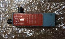 A narda 3045b accoppiatore coassiale direzionale Spettro