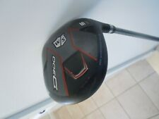bois 5 serie D300 Wilson 18° shaft graphite état impeccable