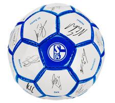 FC Schalke 04 Fußball / Ball Team 17 / 18 Größe 1