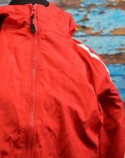Port AuthorityYouth Winter Jacket Size Medium Sport-Tek Fleece Lined Hooded Warm
