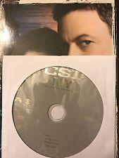 CSI: NY – Season 7, Disc 2 REPLACEMENT DISC (not full season)