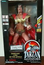 "Tarzan Lord Of The Jungle 12""inch  Trendmasters Exclusive Collectible"