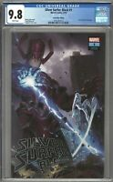 Silver Surfer Black #1 CGC 9.8 COMIC MINT Yoon TRADE Variant Knull