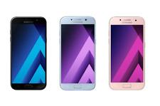 Samsung Galaxy A3 (2017) SM-A320FN Nero Oro Rosa Blu SMARTPHONE-GARANZIA