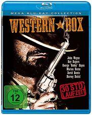 27 Western Filme BLU-RAY u.a Der schwarze Reiter, Billy the Kid kehrt zurück NEU