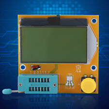 Transistor Mega328 MOS/PNP/NPN L/C/R Capacitance ESR Diode Triode Measure Tester