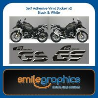 BMW R1200GS Rallye LE EXCLUSIVE 2017 2018 - Tank Fairing Decals Stickers