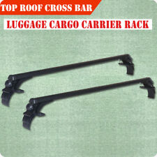 "Fit 54"" Universal Car Ajustable SUV Roof Rack Top Rail Luggage Cargo Carrier M08"