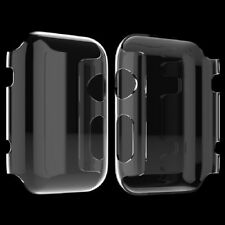 Full Protection Cover Clear Case Ultra-Thin For Apple Watch Serie 2 3 / 42Mm