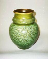 More details for brannam barnstaple orange peel effects series green apple c1920 art deco