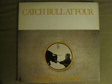 CAT STEVENS CATCH BULL AT FOUR LP OG '72 A&M FOLK POP SOFT ROCK GATEFOLD VG/VG+