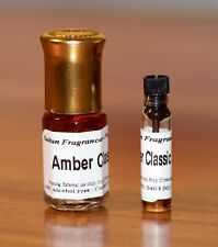 Classic Pure Ambergris Oil Perfume (A Grade) - 3ml