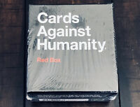 Cards Against Humanity (Red Box) 300 Card Expansion Set Sealed New Game