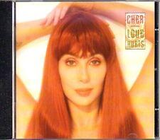 CHER - LOVE HURTS - CD (OTTIME CONDIZIONI)