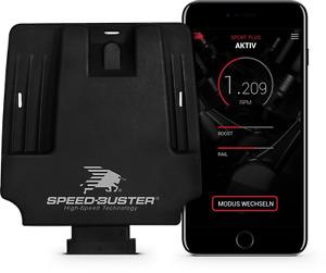 Speed Buster diesel tuning box VW Amarok V6 3.0 TDI 165KW / 550NM bluetooth
