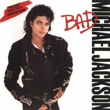 Michael Jackson 33RPM Speed Pop LP Records (1980s)