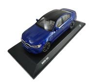 New Genuine BMW Miniature M5 F90 Marina Bay Blue 1:18 2454783 OEM