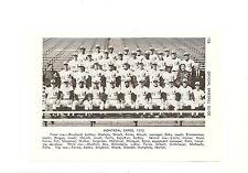 Expos 1972 Team Picture Larry Doby Tim McCarver Ken Singleton Charlie Morton