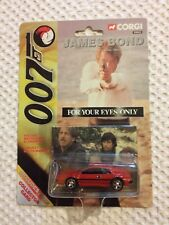 Corgi - James Bond - 99662 For Your Eyes Only - Lotus Esprit Turbo -Mint on Card