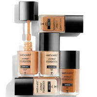 Wet N Wild Photo Focus Foundation CHOOSE YOUR SHADE You Pick New