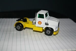 1973 Matchbox Super Kings K-115 K16/18 Ford ITS Series Tractor Shell Decal