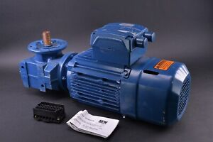 SEW-Eurodrive Gear Motor DRE80M4BE1HR/IS Attached SF37DRE80M4BE1HR/IS