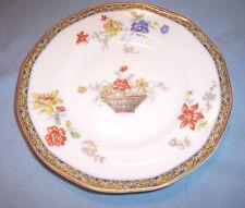 """4 Haviland GANGA Porcelain Rimmed 6 3/8"""" BREAD & BUTTER PLATE Dish Coromandel"""