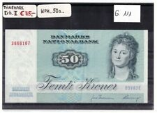 50 Kronen Dänemark WPM.50a. Erhaltung 2