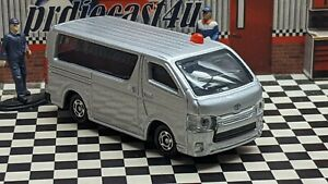 TOMICA #113 TOYOTA HIACE POLICE CAR 1:64 SCALE LOOSE POLICE VEHICLE SET SERIES